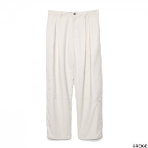 <img class='new_mark_img1' src='https://img.shop-pro.jp/img/new/icons50.gif' style='border:none;display:inline;margin:0px;padding:0px;width:auto;' />MATSUFUJI マツフジ Modified Farmers Trousers M211-0401