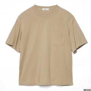 <img class='new_mark_img1' src='https://img.shop-pro.jp/img/new/icons16.gif' style='border:none;display:inline;margin:0px;padding:0px;width:auto;' />SALE MATSUFUJI マツフジ Short Sleeve Pocket T-shirt M211-0701