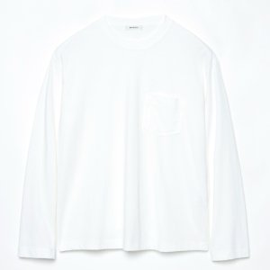 <img class='new_mark_img1' src='https://img.shop-pro.jp/img/new/icons1.gif' style='border:none;display:inline;margin:0px;padding:0px;width:auto;' />MATSUFUJI マツフジ Long Sleeve Pocket T-shirt M211-0702