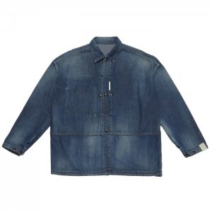 <img class='new_mark_img1' src='https://img.shop-pro.jp/img/new/icons50.gif' style='border:none;display:inline;margin:0px;padding:0px;width:auto;' />N.HOOLYWOOD EXCHANGE SERVICE DENIM HUNTER JACKET 9211-BL05-011 Pieces