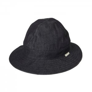 <img class='new_mark_img1' src='https://img.shop-pro.jp/img/new/icons50.gif' style='border:none;display:inline;margin:0px;padding:0px;width:auto;' />N.HOOLYWOOD EXCHANGE SERVICE REVERSIBLE DENIM HAT 9211-AC01 pieces