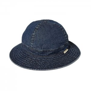 <img class='new_mark_img1' src='https://img.shop-pro.jp/img/new/icons50.gif' style='border:none;display:inline;margin:0px;padding:0px;width:auto;' />N.HOOLYWOOD EXCHANGE SERVICE REVERSIBLE DENIM HAT 9211-AC02 pieces