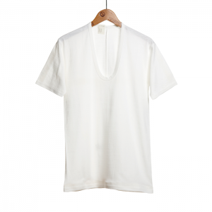 N.HOOLYWOOD Under Wear Line(N.ハリウッド) U NECK SHORT SLEEVE 37pieces