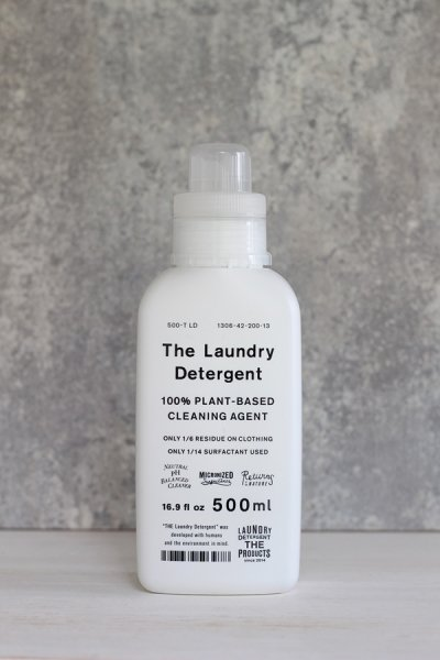 THE 洗濯洗剤 The Laundry Detergent