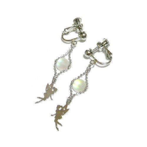 【ティンカーベル】ルナフラッシュ・妖精のイヤリング