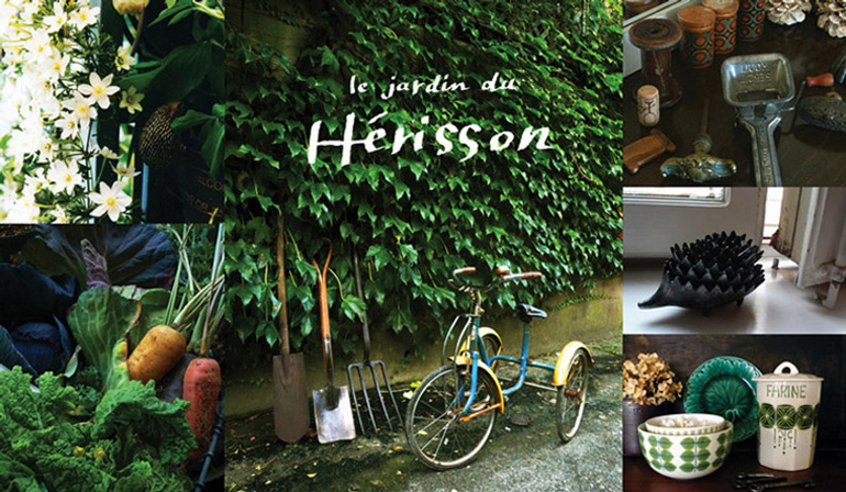 le jardin du Herisson