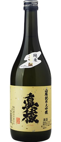 山廃純米大吟醸 真稜(原酒) 720ml
