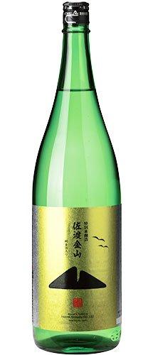 本醸造 佐渡金山(金箔入) 1800ml