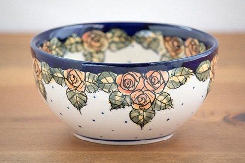 ポーランド陶器「ボレスワヴィエツ社」スープボウル