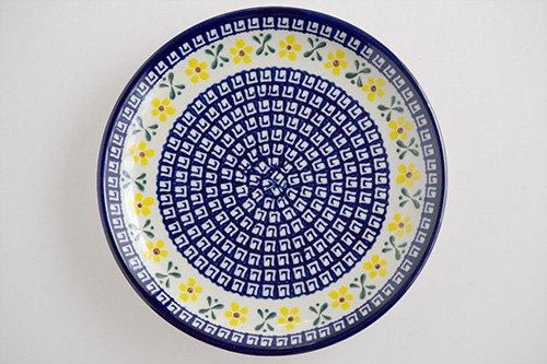 ポーランド陶器 ボレスワヴィエツ「ミレナ社」デザート・プレート19cm