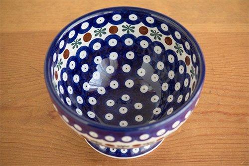 ポーランド陶器「アルティスティッチナ社」カフェオレ ボウル