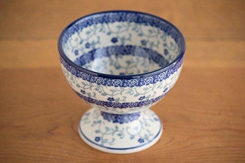 ポーランド陶器「アルティスティッチナ社」アイスクリームカップ
