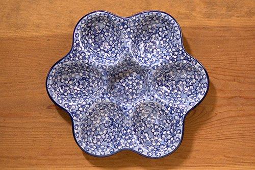 ポーランド陶器「アルティスティッチナ社」たまごディッシュ
