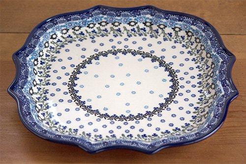 ポーランド陶器「アルテ」あし付きマグ