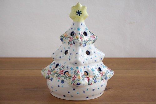 「VENA」クリスマスツリー【白縁リース】