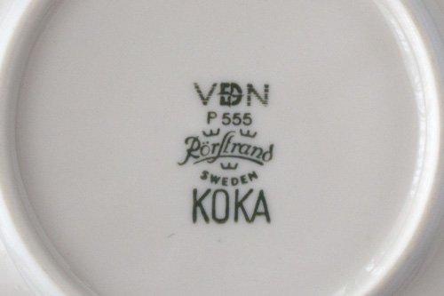 Rorstrand KOKA ロールストランド コカ/北欧ヴィンテージ食器