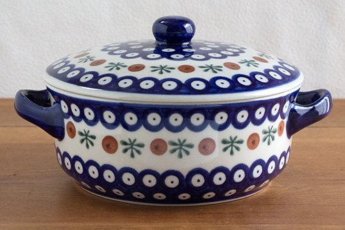 ポーランド陶器 ボレスワヴィエツ「VENA社」ゆのみカップ 150cc