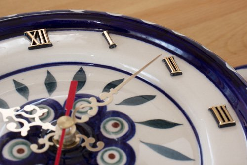 「ボレス」のティーポット型置き時計