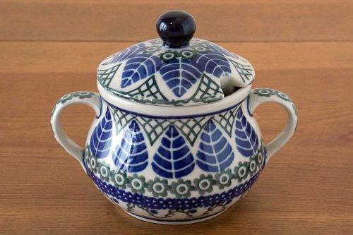 ポーランド陶器「アルティスティッチナ社」シュガーボウル