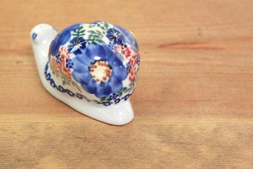 ポーランド陶器 ボレスワヴィエツ「VENA社」かたつむり
