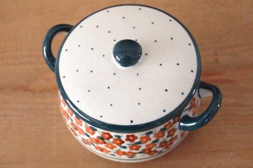 小さなお鍋のようです。