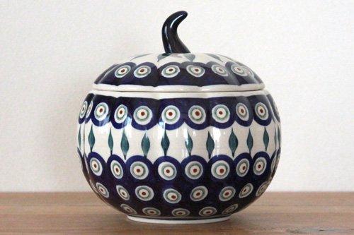 かぼちゃの形のスープボウル
