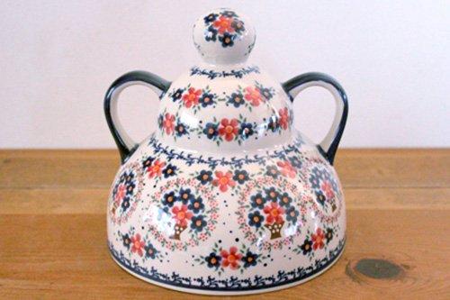 ポーランド陶器 ボレスワヴィエツ「VENA社」大きなチーズレディー