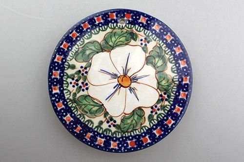 ポーランド陶器 ボレスワヴィエツ「ミレナ社」デコレーションプレート