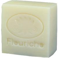 【無香料 フラワーソープシリーズ】男性や赤ちゃんの乾燥肌対策にも 完全無添加無香料 オリーブの雫石鹸100g