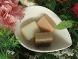【トライアル石鹸】レンコン石鹸を含む3種類の石鹸をお試し頂けるトライアル3種セット