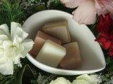 【トライアル石鹸】 4種セット(ローズ、オリーブ、ティアラ、クラウン各10g)