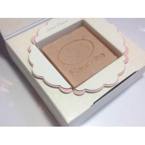 【レンコン石鹸】 ロータスクラウン100g