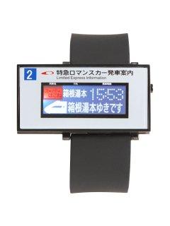 小田急線電光掲示板ウオッチ 新宿駅バージョン