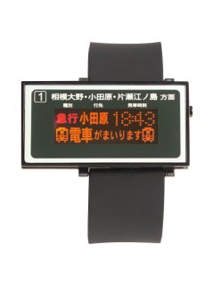 小田急線電光掲示板ウオッチ 町田駅バージョン
