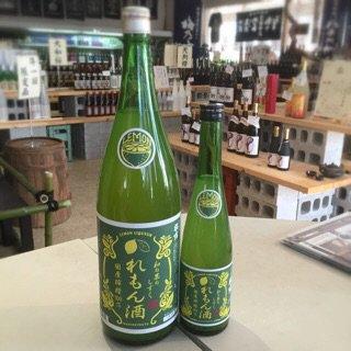 萩乃露 和の果のしずく れもん酒 1800ml