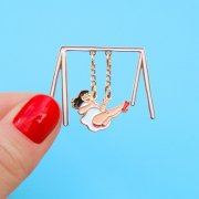 【Coucou Suzette】Swinging Pin
