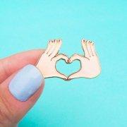【Coucou Suzette】Love Pin