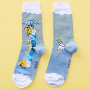 【Coucou Suzette】Kissing in the Rain Socks