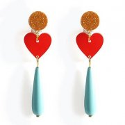 【LaliBlue】Delirium of Love Earrings