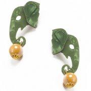 【LaliBlue】Elephants Earrings