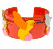 【Anna Lou OF LONDON】Tropical Decadence Cuff