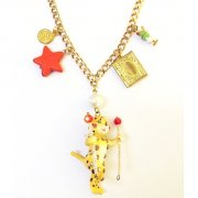 【TIMBEE LO】 Cheetah Necklace