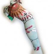 【TIMBEE LO】Lipstick Print Leggings