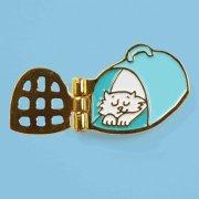 【Coucou Suzette】Cat Basket Pin