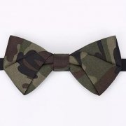 【BOW TIE(蝶ネクタイ)】CAMOUFLAGE