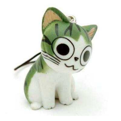 トラ猫 ストラップ F ネコ キャット