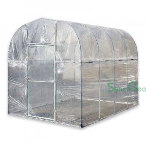 移動式ビニールハウス BH-2227(1.8坪)【組立セット】 ※簡単移動