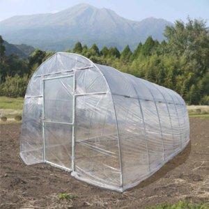 菜園ハウス H-2748(3.9坪)【組立セット】