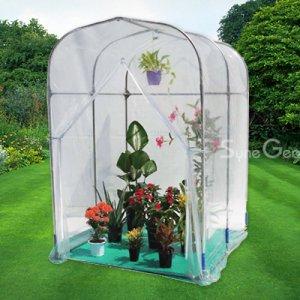 グリーンハウス G-5(0.5坪)【組立セット・透明ビニール】