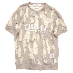 [limited item]EFFECTEN(エフェクテン)「Unbalance」Crop top MTJ